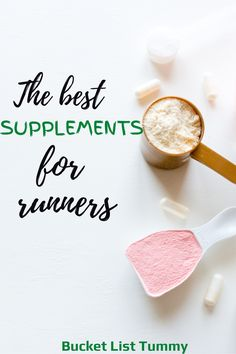 This ultimate guide of supplements for runners focuses on the best supplements to take to improve performance and running supplements for endurance. #supplementsforrunning #supplementsforathletes #supplementsforwomen #runningsupplements Supplements For Women, Best Supplements, Nutritional Supplements, Jogging For Beginners, Beginner Running, Running Tips, Sports Nutrition, Nutrition Tips, Runners Food