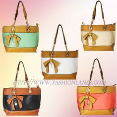 Eye catching handbags