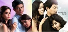 Pinoy version of korean drama series two wives