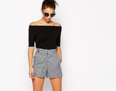 Trend Report: Ways To Rock The Retro Gingham Print