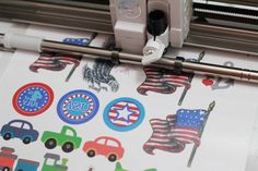 Silhouette America Blog | DIY Temporary Tattoos Tutorial with the Silhouette Portrait or CAMEO