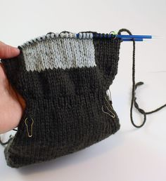 Colorwork in the round tutorial 33