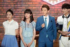 Men in blue suit 😏💖💖💖 Yang Yang Actor, Korean Drama Movies, Cute Actors, Ji Chang Wook, Chen, Kdrama, Chinese, Singer, Actresses