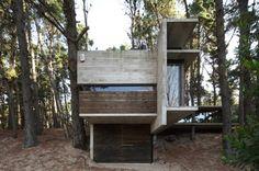 BB House - BAK Architects - Mar Azul, Buenos Aires Province, Argentina.