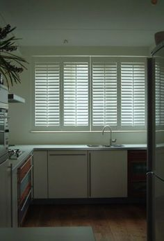 Match Wood Or Faux Blinds With An Arch Window