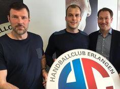HC Erlangen verpflichtet ab der nächsten Saison Uros Bundalo vom französischen Spitzenclub HBC Nantes / Er soll künftig am Kreis agieren und den Abwehr-Innenblock verstärken. https://www.hl-studios.de #hce #Handball #erlangen #hlstudios #hcerlangen #einteameinziel #wirkommenwieder