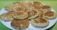Gorditas Recipe Mexican, Tapas, Pancakes, Breakfast, Recipes, Food, Poached Eggs, Sweets, Bread Recipes