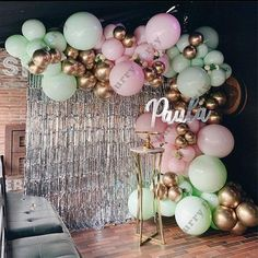 Baby Shower Backdrop, Baby Shower Balloons, Birthday Balloons, Birthday Backdrop, Backdrop Decorations, Balloon Decorations, Birthday Party Decorations, Holiday Decorations, Wedding Decoration