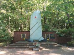 Soviet memorial in Buckow Germany, Park, Deutsch, Parks