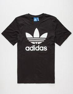 ADIDAS Originals Trefoil Mens T-Shirt MEDIUM