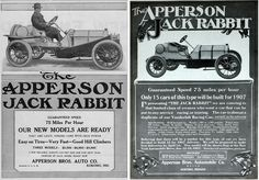 There can be little doubt from looking at the advertisements above from 1907 that the American...