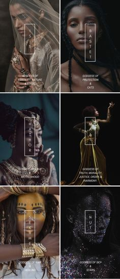 Egyptian Mythology Popular GoddessesYou can find Egyptian goddess and more on our website. Egyptian Mythology, Greek Mythology, Egyptian Goddess Names, Women In Mythology, Egyptian Names, African Mythology, African Goddess, Wicca, Writing Inspiration