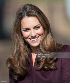 Catherine, Duchess of Cambridge visits a community garden project at Elswick Park on October 10, 2012 in Newcastle upon Tyne, England.