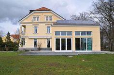 Jugendstil Villa mit Parkgrundstück