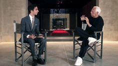 BoF Exclusive | Inside Giorgio Armani's Fashion Legacy | Video, BoF Exclusive, Interviews | BoF #ArmaniSilos