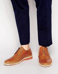 Scacco Matto - Modello Kordan - Scarpe In pelle con Zeppe