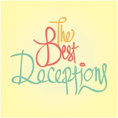 The Best Deceptions Lettering by Brian Siew, via Behance Dashboard Confessional, Behance, Lettering, Songs, Calligraphy, Letters, Texting, Brush Lettering