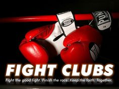 Fight Clubs Part 1: Why Fight