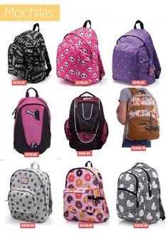 92a3a0581 mochilas-femininas-2014 Mochila Feminina, Feminino, Papelaria, Tudo, Paul  Frank