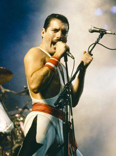 Freddie Mercury Rio Brazil 1985 - H 2011