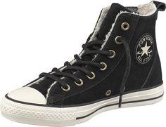 Converse CTAS Chelea Suede Shearling Sneaker
