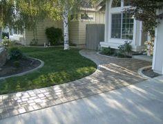 Beautiful modern front yard landscaping ideas (1)
