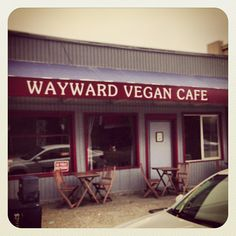 """See 213 photos and 54 tips from 1389 visitors to Wayward Vegan Cafe. """"Food, staff and owners are all exceptional! We go weekly for brunch and feel. Vegan Cafe, Brunch Spots, Vegetarian, Outdoor Decor, Seattle Area, Private Sector, Hand Holding, Food, Artist"""