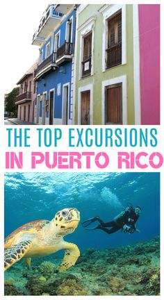 These excursions in Puerto Rico were the best activities we did during our vacation! We loved these Puerto Rico tourism tips and things to do. Puerto Rico Trip, San Juan Puerto Rico, Wedding In Puerto Rico, Caribbean Vacations, Caribbean Cruise, Caribbean Sea, Cuba, Les Bahamas, Family Vacation Spots