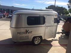 Stainless MeerKat travel trailer by little Guy
