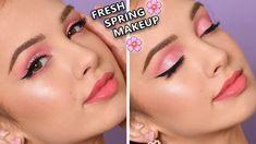 millieleer tiktok dark eye makeup - Google Search Denitslava Makeup, Dark Eye Makeup, Smokey Eye Makeup, Purple Eyeshadow Looks, Pink Smokey Eye, Makeup Gallery, Spring Makeup, Makeup Designs, Makeup Videos