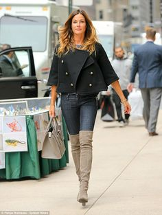 Bootylicious:Kelly Bensimon showed she has all the credentials for the job as she shopped up a storm in NYC on Thursday