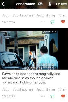 Merida if u save Rumple you'll be my new favourite!