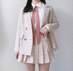 Korean Girl Fashion, Ulzzang Fashion, Kpop Fashion Outfits, Edgy Outfits, Cute Casual Outfits, Pretty Outfits, Pretty Dresses, Beautiful Outfits, Girl Outfits