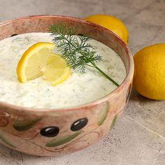 Greek Yogurt Tzatziki DIp