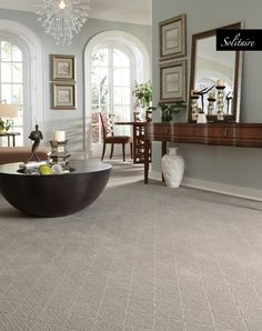 Carpet Style: Solitaire by Anderson Tuftex