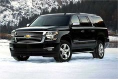 2016 Chevy Suburban Price and Release date