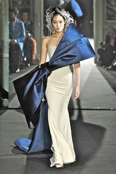 Alexis Mabille Haute Couture Spring Summer 2015, look 22. www.alexismabille.com