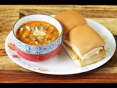 Pav bhaji recipe - Learn to make pav bhaji recipe at home - mumbai style best delicious, easy, flavorful & tasty - recipe with video & step by step photos.