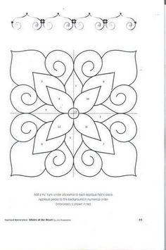 1952 Best Embroidery Borders & Corners & Blocks images in