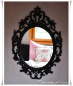 Schlafzimmer Juni, Inspiration, Mirror, Furniture, Home Decor, Snow White Mirror, Bed Room, Homes, Decorations