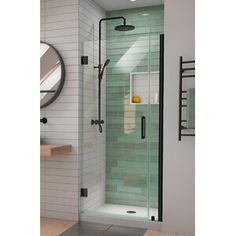 Small Shower Stalls, Small Bathroom With Shower, Small Showers, Modern Bathroom, Bathroom Ideas, Downstairs Bathroom, Small Basement Bathroom, Modern Small Bathrooms, Master Bathroom