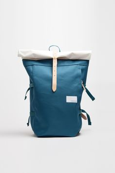 Nanamica Cycling Pack in Steel Blue