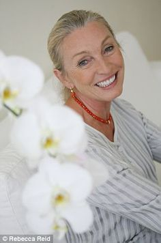 """Skin Queen: """"Maverick facialist Eve Lom reveals her recipe for great-looking…"""