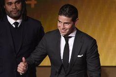 """James Rodríguez es """"el amante ideal"""" para las mujeres"""