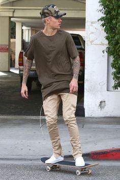 Justin Bieber Beverly Hills 2016-01-17