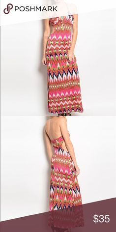 Selling this 🌹 Beautiful Maxi Dress on Poshmark! My username is: pari09. #shopmycloset #poshmark #fashion #shopping #style #forsale #Dresses & Skirts