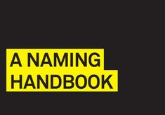 Brand naming tools: David Airey