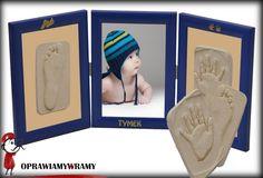 Baby Stamp 3D - odcisk maluszka ramki do zdjęć 10x15