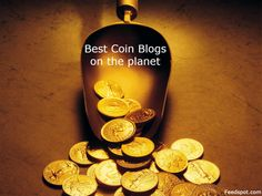Top 50 Coin Blogs and Websites for Coin Collectors and Numismatists