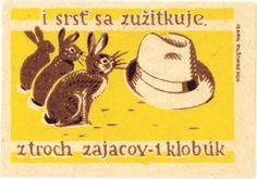 Slovakia, matchbox